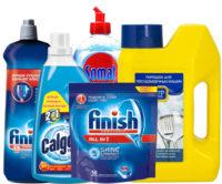 Средства для посудомоечных и стиральных машин