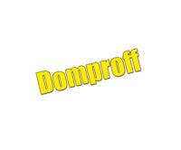 Чистящие гели Domproff