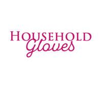 Перчатки латексные и нитриловые Household Gloves