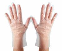 Перчатки из эластомера